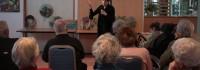 Résidence 2013 : rencontres aux Moncellières