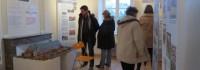 La Boire Torse dans les locaux du Centre d'art
