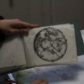 Mathis présente ''la planète au 7 fragments''