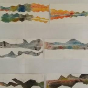 Nuances aux pastels : vagues de Loire