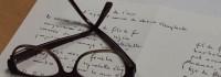 Atelier d'écriture en lien avec l'exposition «du volume»