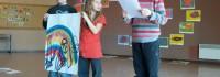 Encres, dessins et poésie à l'école Jules Ferry