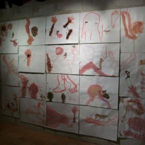 Ecole Roger Mercier de Montjean/Loire, classe de PS/MS. Petits tapis.