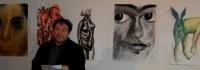 Vernissage de l'exposition des ateliers du Centre d'art